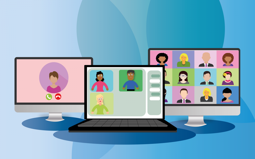 4 statistics that show the true impact of video conferencing